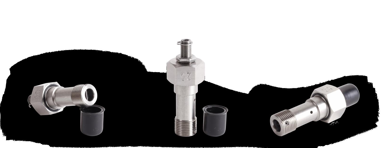 Einschraubbares Stromregelventil Hydraulikventil zur lastunabhängigen Steuerung des Volumenstroms