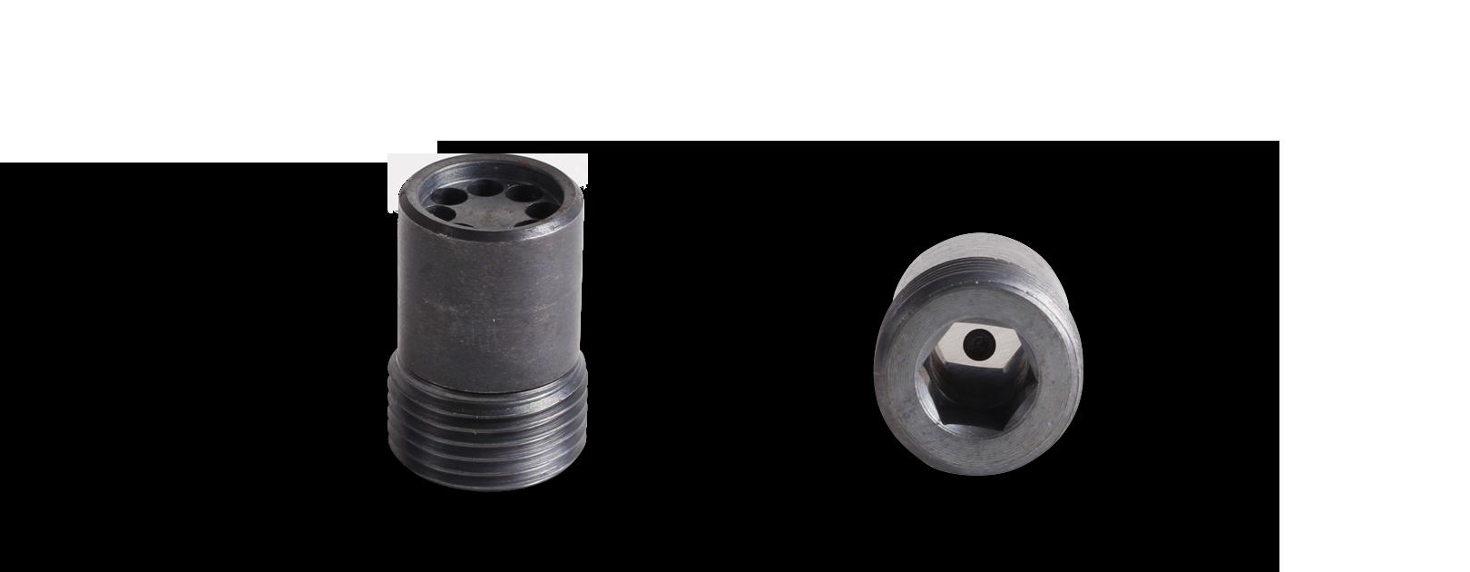 Platten-Rückschlagventil Einschraub-Hydraulikventil Sperrung gegen Einbaurichtung